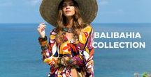 Totem Balibahia Spring Summer 15/16 Collection / Totem presents the Balibahia collection | summer 2015/2016, showered by the optimism of a warm Bali memory. Easy pieces for warm summer days and hot nights mix with effortless silhouettes and unforgettable designs. The Balibahia collection comprises of maxi kimonos, floaty linen pants, and dreamlike blouses in custom prints. Cheerful mango, coral, jimbaran blue and bright hues casually mingle with dreamy blacks and garden greens.  Shop today at www.melko.com.au