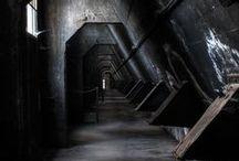 Return Flight: Military Bunker/Research Hallway