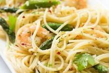 Healthy Pasta-bilities / Explore all the exciting way to enjoy pasta and still eat healthily.