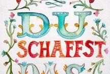 words Deutsch