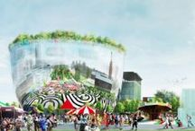 Unbuilt & Conceptual / by ArchDaily