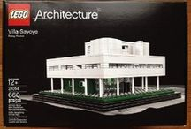 LEGO Architecture / by ArchDaily