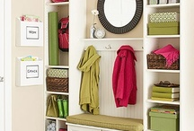 Storage for the House / by Diane Menard