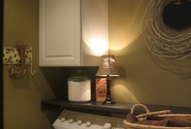 Laundry Decorations & Ideas / by Diane Menard