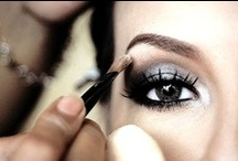 Beauty - Hair & Makeup / Inspiration for fashion and beauty shoots