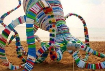 Knitting and Crochet / by Claire Dye