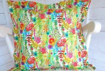 Favourite Fabrics / Colour and kitsch inspired fabrics lots of ideas for craft and sewing. Great designs and patterns