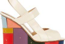 Shoes.. / Shoes. Heels, flats, pumps, trainers, sandals - lots of pretty shoe inspiration