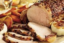 Beef, Lamb, Pork & Sausage dishes / by Diane Menard