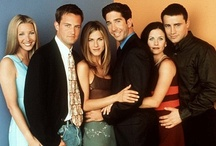 FRIENDS Favorite TV show ever!! / by Rachel Anne