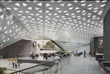 Cultural Architecture / by ArchDaily