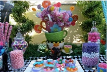 Alice in Wonderland Party / Fun Party Ideas