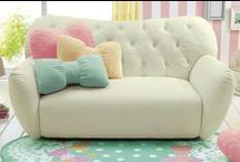 Kitsch and Kawaii / Kitsch and Kawaii finds - 50s pieces and fun inspiration for the home and garden