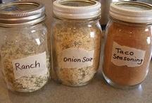 Mixes, Sauces, Spices, etc.