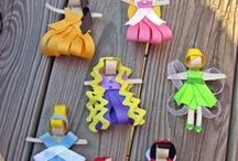 Disney Princess Party / Disney Princess Birthday Party Ideas