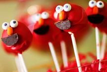 Elmo Birthday Party / Elmo Birthday Party Ideas