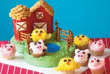 Barnyard Animals Party