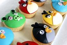 Angry Bird Party / Angry Bird Birthday Party Ideas