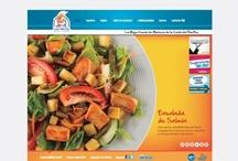 Nuestro trabajo - Restaurant Los Arcos