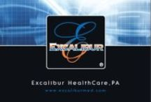 About Excalibur Healthcare / Learn more about Excalibur Healthcare a SDVOSB, specializing in telemedicine, including teleradiology services and telehealth solutions! / by Excalibur Healthcare