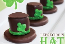 St. Patrick's Day / St. Patrick's Day Party ideas, crafts, food,