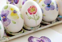 Easter / Easter Inspiration eggs diy craft