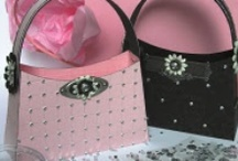 Paper Purses & Boxes / by Berdena Sloan