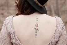 ink / tattoos!
