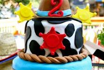 Cowboy Party / Cowboy Birthday Party Ideas
