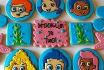 Bubble Guppies Party / Bubble Guppies Party ideas