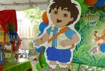 Diego Party / Diego Birthday Party Ideas