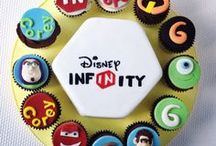 Disney Infinity Party / Disney infinity party ideas