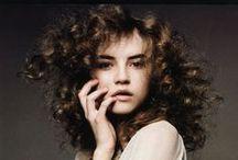 F • Hair style