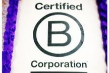 The Company We Keep / Certified B Corporations, or B Corps, are a new kind of company that uses the power of business to solve social and environmental problems. Learn about our certification at www.newchapter.com/bcorp