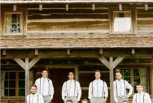 groomsmen / by Lindsay Webster