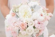 wedding flowers / by Lindsay Webster