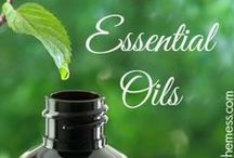 Essential Oils / by Lisa Olsen