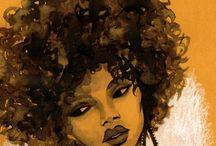 You fancy hun / Art love  / by MsEgypt Gomez