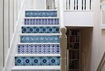 Blue Rooms / Blue Rooms in the Home. Home decor, design ideas
