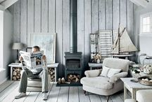 Grey Rooms. / Grey rooms in the home. Inspiration for DIY and home ideas