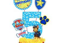 Paw Patrol Party / Paw patrol party, kids birthday party