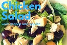 HEALTHY SALAD RECIPES / Healthy salad recipes that are easy to make and taste amazing!