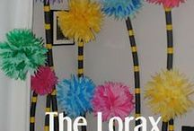 Lorax Party / Lorax Party Supplies & Ideas