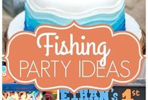 Fishing Party / Fishing Birthday Party Ideas
