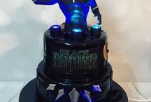 Black Panther Birthday / Black panther birthday party ideas, black panther cake ideas, black panther movie, black panther party supplies, black panther font, black panther decorations.