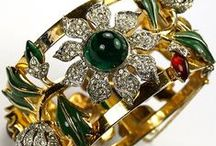 Amazing Vintage Costume Jewelry / by Luvglitz