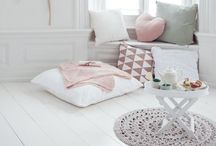 Kids Rooms / Beautiful spaces for children.  / by Dimity Bourke