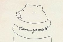 #BeGoodToYourself / Reminders to live everyday with this mantra in mind