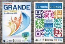 Gráfica / Campañas gráficas, cartelería, folletos, señalética, rotulación,...