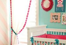 Nursery Decor / by The Savvy Mama Pregnancy and Birth Coach